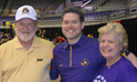 Alumnus Creates Three Scholarships, Plus One Honorary Pirate