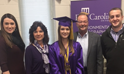Phil '79, '84 and Lisa '83 Hodges Have a Compounding Effect on ECU