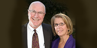 Dr. Paul and Kathryn Walker make unprecedented $500,000 gift